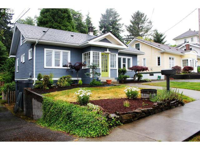 1167 Jerome Ave, Astoria, OR 97103 (MLS #19580068) :: Brantley Christianson Real Estate