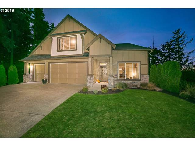 10747 SE Turnberry Loop, Happy Valley, OR 97086 (MLS #19636683) :: Matin Real Estate Group