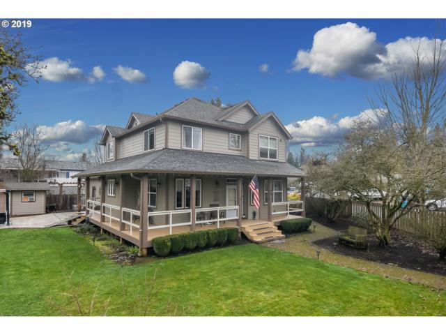 1210 NW 88TH St, Vancouver, WA 98665 (MLS #19640431) :: The Sadle Home Selling Team