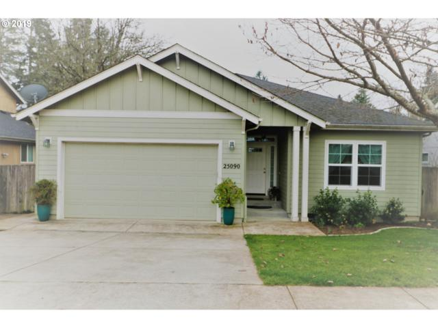 25090 Cottage Ct, Veneta, OR 97487 (MLS #19672025) :: The Galand Haas Real Estate Team