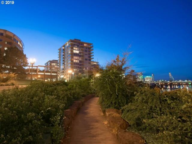 1920 SW River Dr E1303, Portland, OR 97201 (MLS #19680472) :: The Galand Haas Real Estate Team