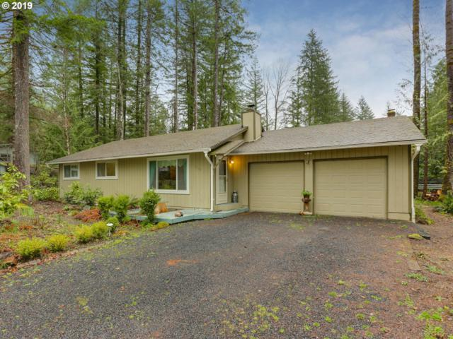 21782 E Tree Swallow Ln, Rhododendron, OR 97049 (MLS #19695770) :: Townsend Jarvis Group Real Estate