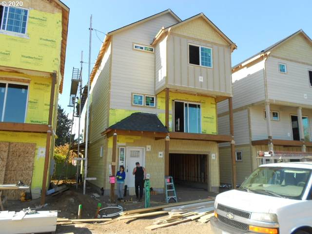 7949 SE Glencoe St #6, Milwaukie, OR 97222 (MLS #20002931) :: Premiere Property Group LLC