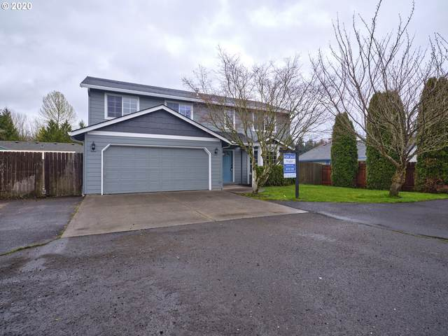 5313 NE 139TH Ave, Vancouver, WA 98682 (MLS #20006486) :: Next Home Realty Connection