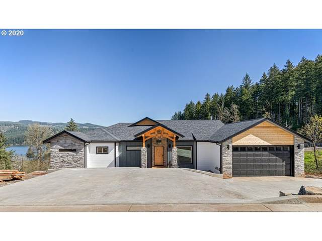 6324 Lakepointe Way, Sweet Home, OR 97386 (MLS #20009264) :: Fox Real Estate Group