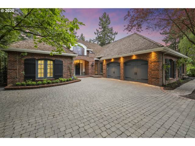 961 Terrace Dr, Lake Oswego, OR 97034 (MLS #20013433) :: McKillion Real Estate Group