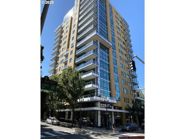 311 NW 12TH Ave #302, Portland, OR 97209 (MLS #20015919) :: Beach Loop Realty