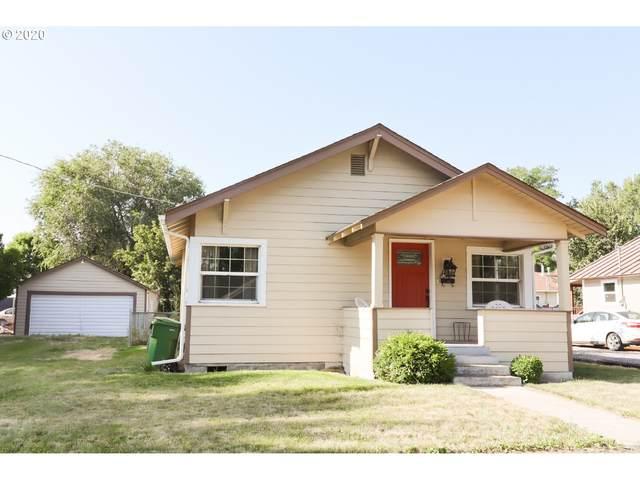 1706 K Ave, La Grande, OR 97850 (MLS #20016433) :: Song Real Estate