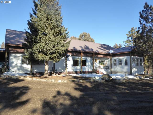 39015 French Gulch Rd, Baker City, OR 97814 (MLS #20022526) :: McKillion Real Estate Group