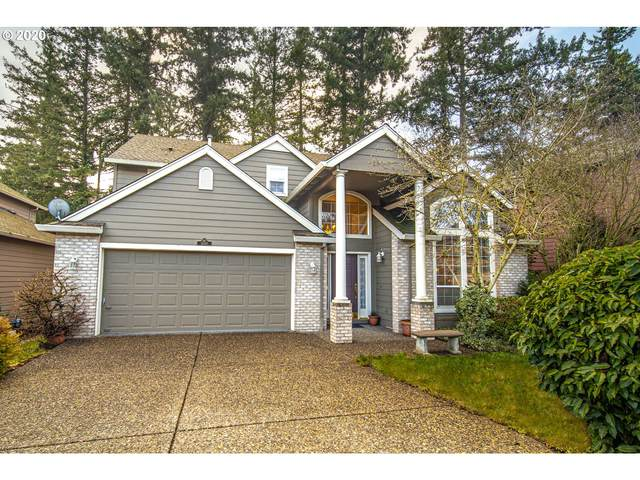 16240 SW Loon Dr, Beaverton, OR 97007 (MLS #20023053) :: Matin Real Estate Group