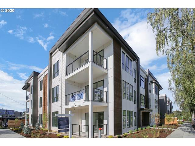 425 NE Bryant St #201, Portland, OR 97211 (MLS #20024137) :: Holdhusen Real Estate Group