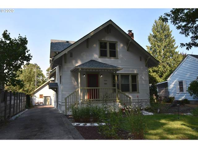 1419 22nd Ave, Longview, WA 98632 (MLS #20025755) :: The Galand Haas Real Estate Team