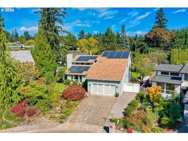 1310 NW 119TH Pl, Portland, OR 97229 (MLS #20026555) :: Coho Realty