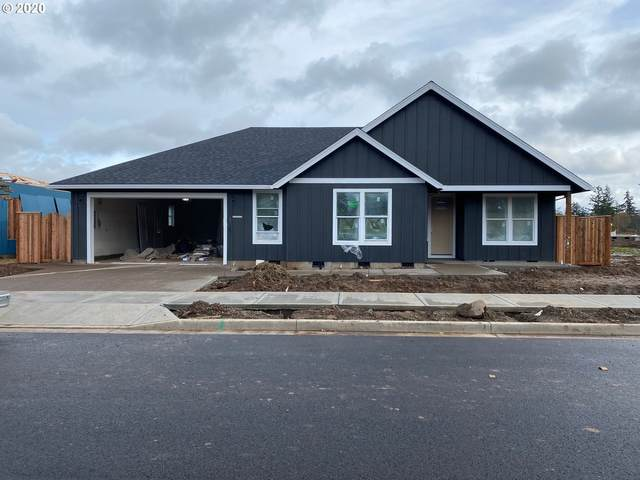 1914 S Fir Loop, Canby, OR 97013 (MLS #20032435) :: Townsend Jarvis Group Real Estate