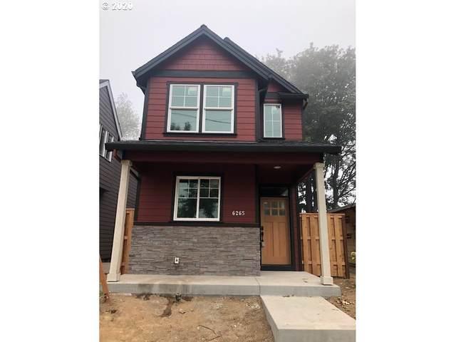 6265 N Fessenden St, Portland, OR 97203 (MLS #20034019) :: The Galand Haas Real Estate Team