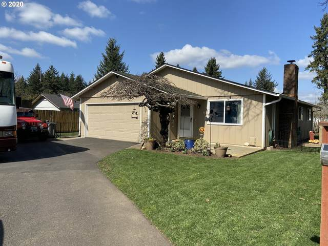 3604 NE 122ND Ave, Vancouver, WA 98682 (MLS #20034870) :: Next Home Realty Connection