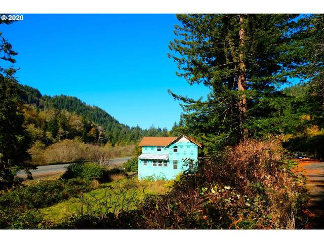 15961 Hwy 42, Myrtle Point, OR 97458 (MLS #20035066) :: Townsend Jarvis Group Real Estate