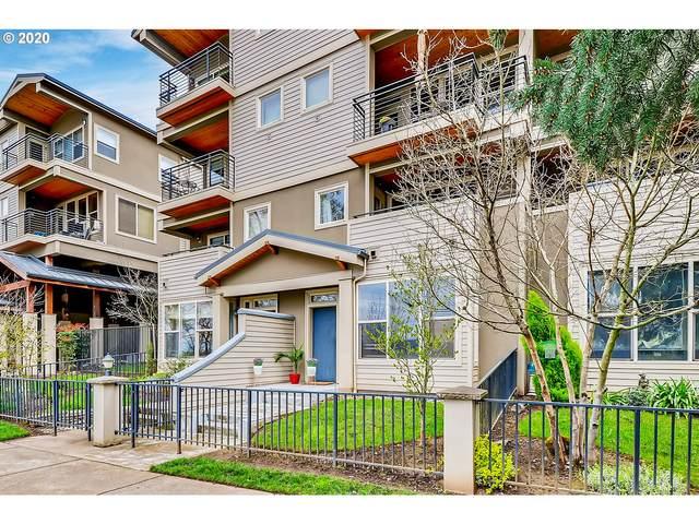 3123 N Willamette Blvd #103, Portland, OR 97217 (MLS #20040189) :: Townsend Jarvis Group Real Estate