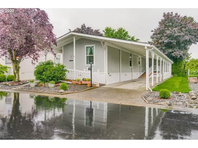 5101 NE 121ST Ave #6, Vancouver, WA 98682 (MLS #20040767) :: Fox Real Estate Group