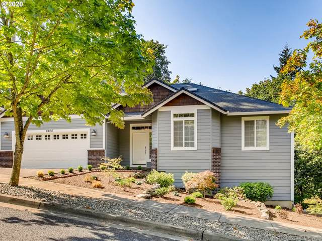 8145 SE 138TH Dr, Portland, OR 97236 (MLS #20041960) :: Duncan Real Estate Group