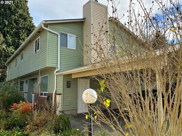 334 SE 32ND Ave, Portland, OR 97214 (MLS #20043257) :: Next Home Realty Connection