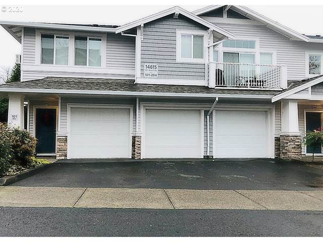 14615 SW Beard Rd #101, Beaverton, OR 97007 (MLS #20046849) :: Next Home Realty Connection