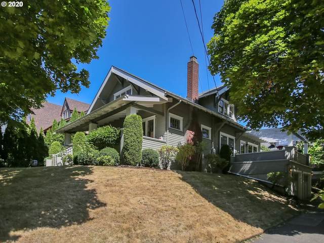 2508 NE 13TH Ave, Portland, OR 97212 (MLS #20049913) :: Coho Realty