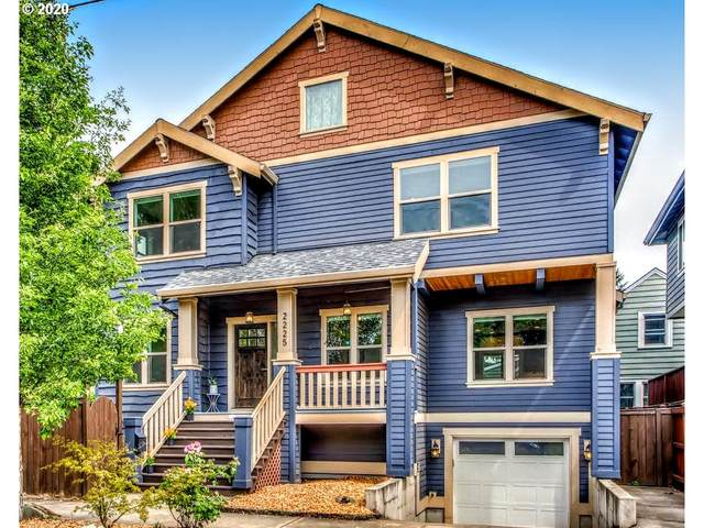 2225 NE Jarrett St, Portland, OR 97211 (MLS #20057301) :: Holdhusen Real Estate Group