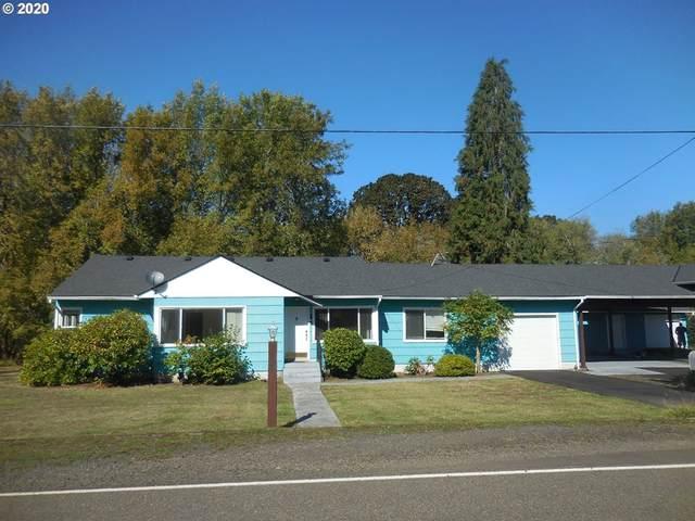 7365 Gold Creek Rd, Willamina, OR 97396 (MLS #20059940) :: Coho Realty