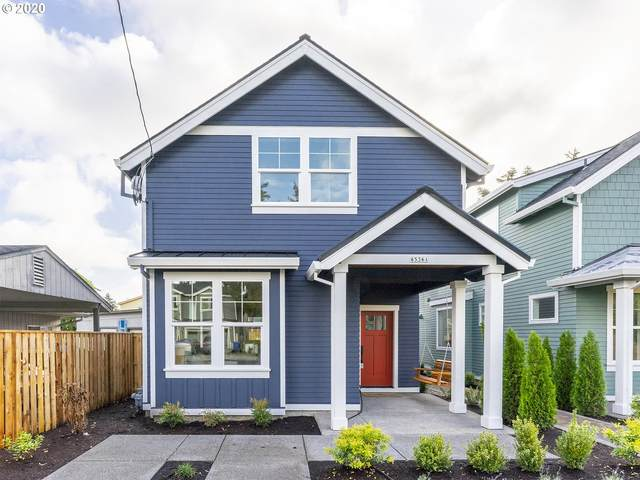 6536 SE 62nd Ave A, Portland, OR 97206 (MLS #20060052) :: Cano Real Estate