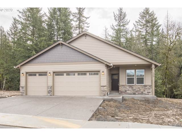 1560 NE Cascadia Ridge Dr, Estacada, OR 97023 (MLS #20063596) :: Premiere Property Group LLC