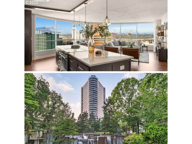 1500 SW 5TH Ave #2203, Portland, OR 97201 (MLS #20064292) :: Townsend Jarvis Group Real Estate