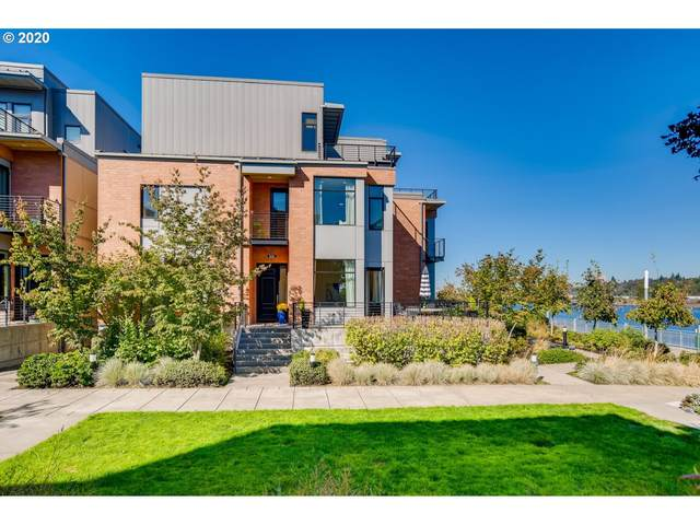 1656 NW Riverscape St, Portland, OR 97209 (MLS #20065198) :: Coho Realty