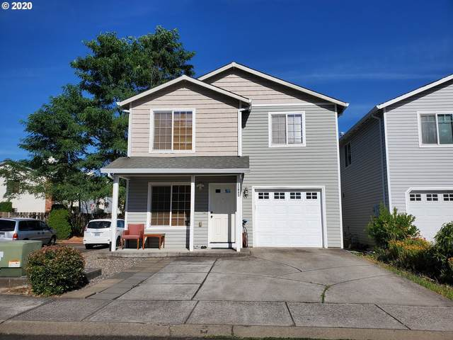 11943 SE Holgate Blvd, Portland, OR 97266 (MLS #20072542) :: Beach Loop Realty