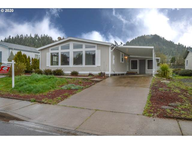 1251 S 58TH St, Springfield, OR 97478 (MLS #20076525) :: Premiere Property Group LLC