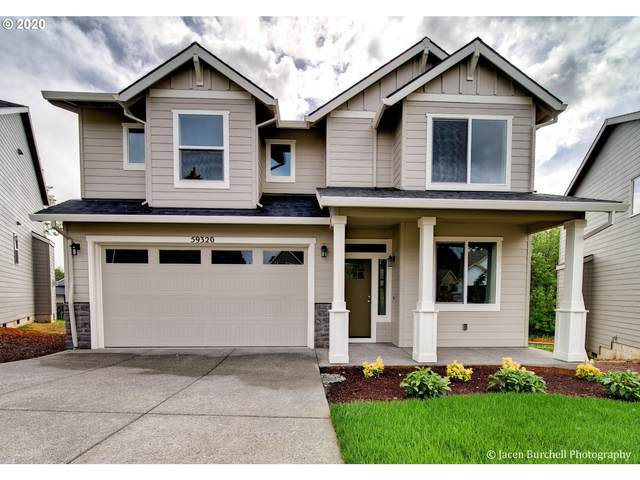 59320 Forest Trail Cir, St. Helens, OR 97051 (MLS #20076828) :: Beach Loop Realty