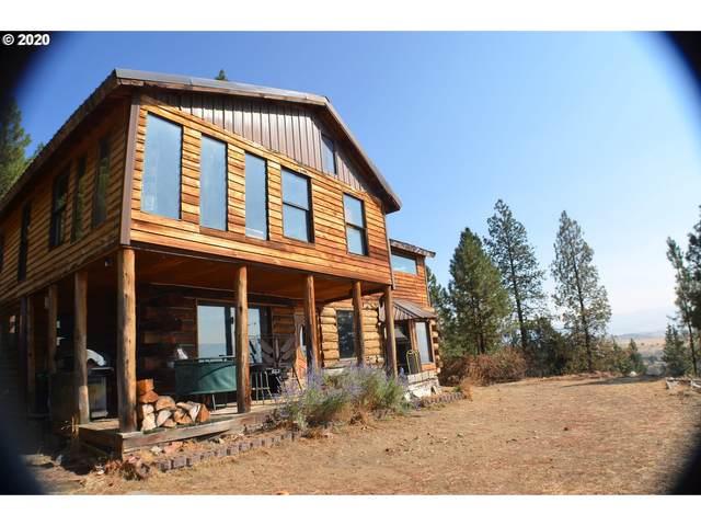 31595 Dixie Creek Rd, Prairie City, OR 97869 (MLS #20078251) :: Song Real Estate