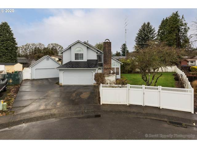 33881 SE Fay Way, Scappoose, OR 97056 (MLS #20086573) :: Next Home Realty Connection