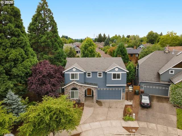 5649 NW 203RD Pl, Portland, OR 97229 (MLS #20087594) :: The Liu Group
