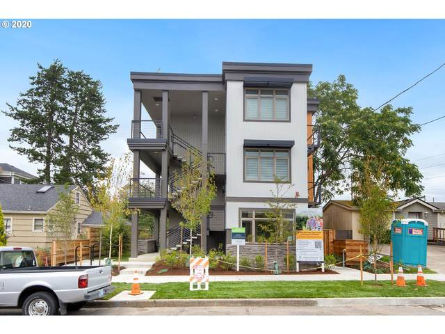 6822 N Greenwich Ave #205, Portland, OR 97217 (MLS #20088992) :: The Liu Group