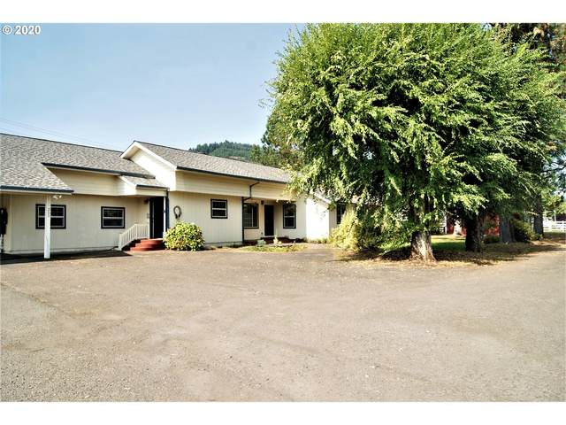 355 Dodd Ln, Yoncalla, OR 97499 (MLS #20090295) :: Beach Loop Realty