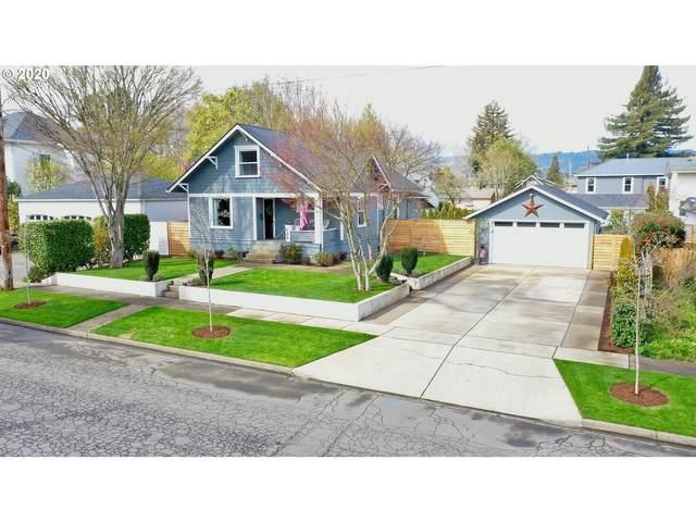 709 E Franklin St, Newberg, OR 97132 (MLS #20091603) :: Song Real Estate