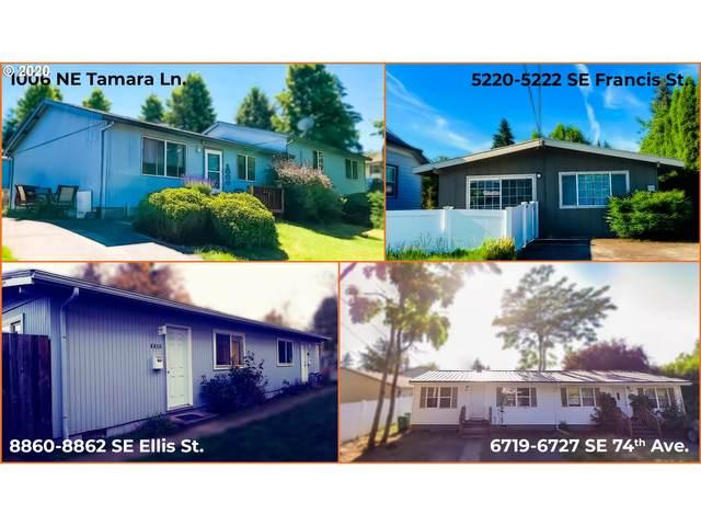 5220 SE Francis St, Portland, OR 97206 (MLS #20094098) :: Holdhusen Real Estate Group