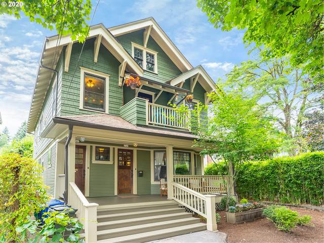 2343 SE Yamhill St, Portland, OR 97214 (MLS #20102636) :: Beach Loop Realty