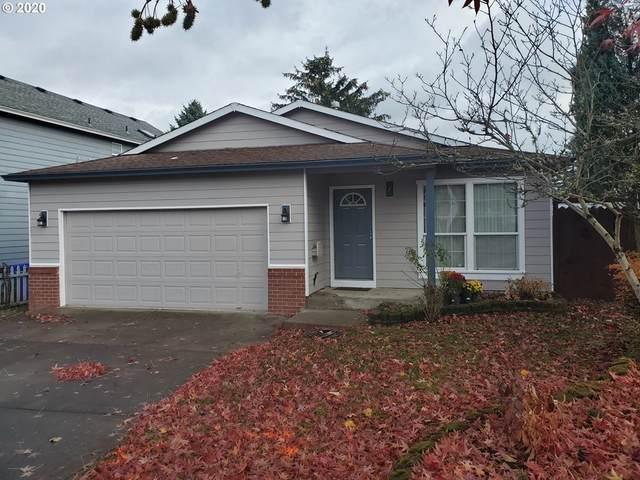 1588 NE Barnes Ln, Gresham, OR 97030 (MLS #20105402) :: Premiere Property Group LLC