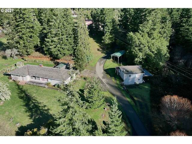 54824 Robinson Rd, Coquille, OR 97423 (MLS #20108205) :: Beach Loop Realty
