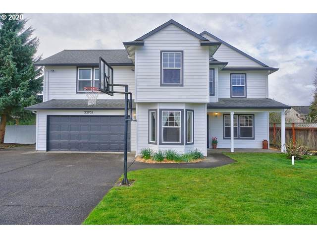 33936 SE Seven Oaks Dr, Scappoose, OR 97056 (MLS #20114859) :: Gustavo Group