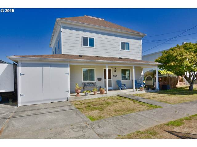837 C St, Myrtle Point, OR 97458 (MLS #20114914) :: Townsend Jarvis Group Real Estate