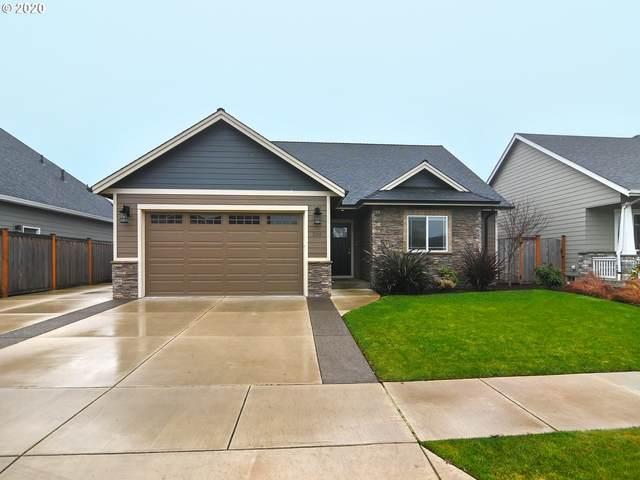 256 W Dean Ave, Eugene, OR 97404 (MLS #20115058) :: Duncan Real Estate Group