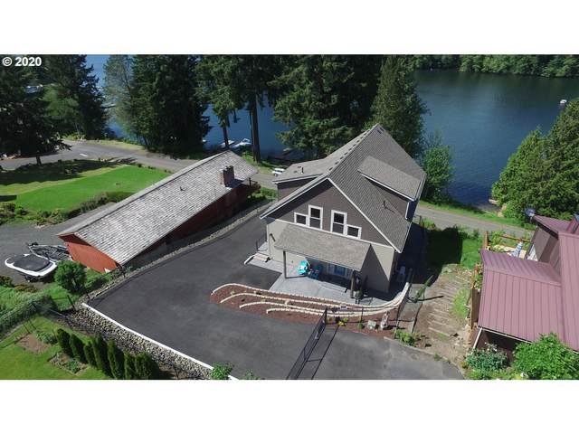 138 Lakeside Dr, Mossyrock, WA 98564 (MLS #20119215) :: Fox Real Estate Group